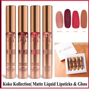 KOKO BY KYLIE COSMETICS LIQUID LIP COLLECTION💋